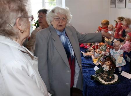 Die Puppenausstellung 2012 fand großen Anklang