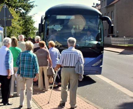 Ausflug nach Leipzig und Markkleeberg