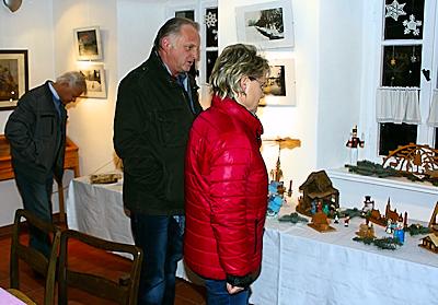 Ausstellung zum Glühweinfest 2014